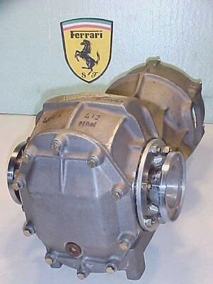 Ferrari 412 Engine Rear End Differential_120199_For Manual Transmission_400i_NEW