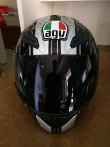 Motorcycle Helmets,M2R, R-jays and AGV Kippa-ring Redcliffe Area Preview