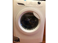 Zanussi Washing Machine, 6 months old. Great working condition. Highly rated on Which?