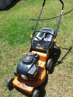 Ross lawn mower