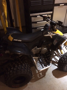 2014 Can-Am 90DsX