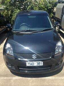 2010 Suzuki Swift Sport VVT Hatch Auto, Only 45,100 km Kilsyth South Maroondah Area Preview