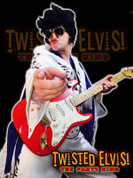 Twisted Elvis 'The Party King' - birthdays/events/telegram/shows