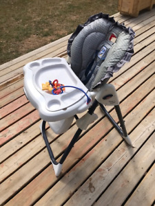 Adjustable High Chair for Sale