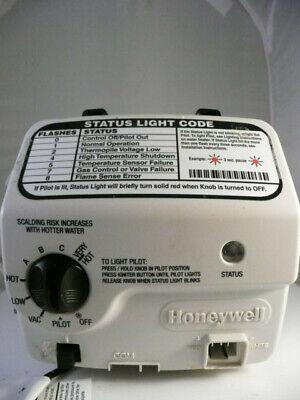 AO Smith Honeywell WV8840B1109 321166-000 Water Heater Gas Valve Thermostat