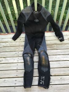 Wet Suit(s) and BC (woman's small)