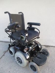 JAZZY 1143 ELECTRIC WHEELCHAIR