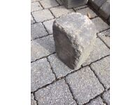 21 x Kerb stones NEW for driveway paths garden