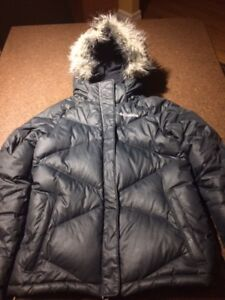 Girls Winter Columbia Jacket