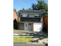 3 BEDROOM DETACHED HOUSE IN HANDSWORTH ,PART FURNISHED- £795PCM
