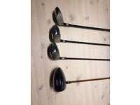 4 woods for sale