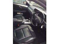 Mercedes e220 black
