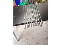 Ryder golf irons