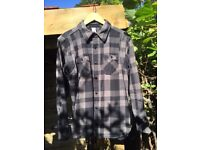C.A.B clothing japan - Flannel Shirts L 40""