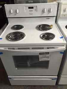 30 inch white Stove Excellent Condition with Warranty