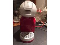 Nescafe Dolce Gusto Mini Me Automatic Coffee Machineby