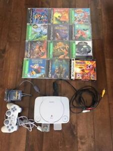 Playstation and Games for sale