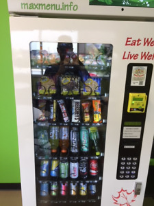 8 Max Healthy Vending Machines for Sale