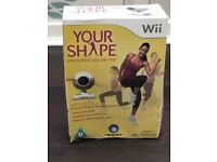 Wii Your Shape Fitness