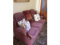 ***FREE*** sofa and chair well loved