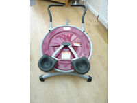 AB PRO CIRCLE EXERCISE MACHINE