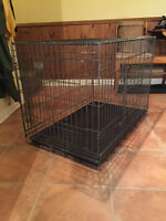 Cage à chien / Dog crate