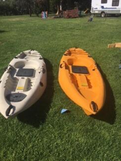 Kayaks Malibu Fshing