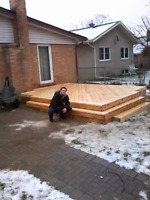 Decks and fence pro's