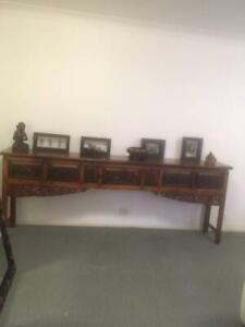 Large Sideboard/ console table Albany Creek Brisbane North East Preview