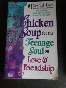 Chicken Soup for the Teenage Relationship (2 Books) Kitchener / Waterloo Kitchener Area image 2
