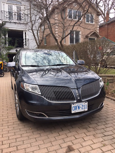 Very Low Mileage, Mint Condition,2013 Lincoln MKT EcoBoost Sedan