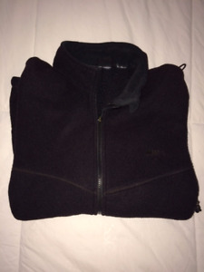 MEC Fleece Zippered Jacket - Size M - Just $15!