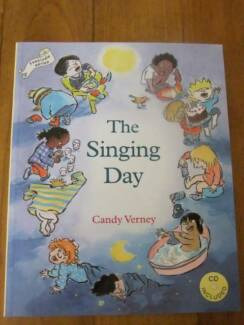 The Singing Day * Songbook and CD for Singing with Children * New Mardi Wyong Area Preview