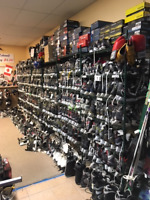 New & Used hockey equipment@@@ Rebound!!