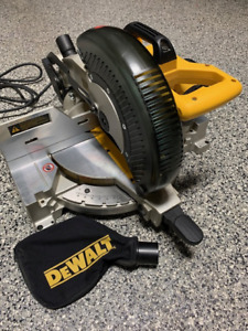 "DeWalt DW713 10"" - one of those impulse purchases"