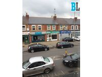 1 Bed flat and shop for rent on Oxford Road, Reading.