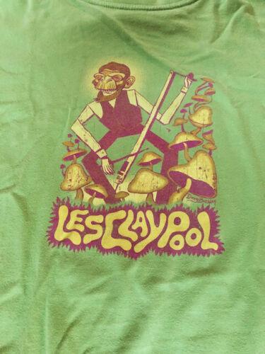 Rare Vintage Les Claypool Shirt Primus Shirt XL