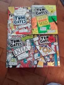 Tom Gates books bundle