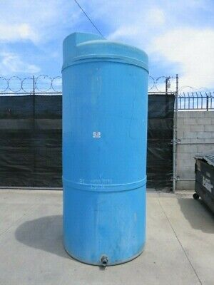 Poly Storage Tank 800 Gallon Water Tested