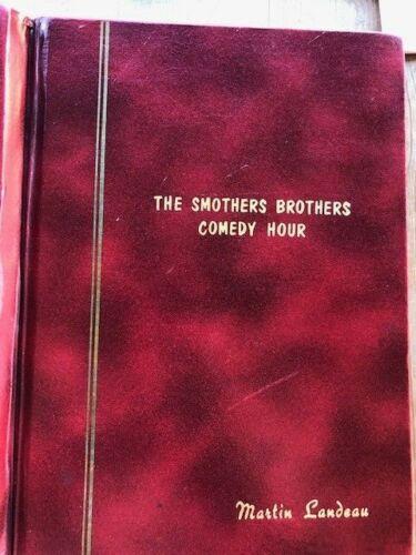 1967 SMOTHERS BROTHERS TV MARTIN LANDAU