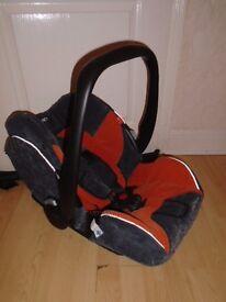 Recaro Young Profi Plus car seat-post it