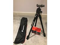 Manfrotto tripod and ballhead