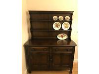 Superb Ercol Old Colonial Welsh Dresser