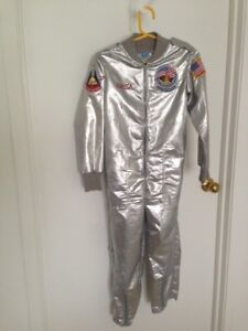 "Childs Nasa Jumpsuit with ""Canadian Connection"" (Med) 4-5yrs"