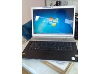 Cheap Dual-Core Sony Vaio VGN-FZ25S Laptop with Web-Cam. Window's 7