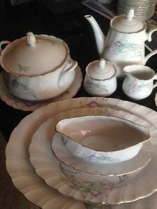 Dinner Set - service for 12, excellent condition Cherrybrook Hornsby Area Preview