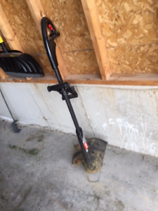 Electric Lawn trimmer