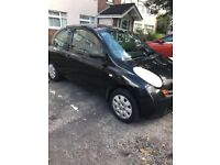 2004/04 Nissan Micra automatic spares or repairs £250