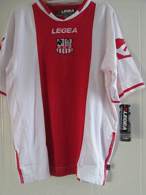 2006 Away A.C Ajaccio France Football Shirt Size Medium Adults /39014 image