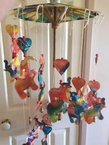 Elephant mobile for baby/ kid's room Conder Tuggeranong Preview